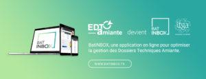 BatINBOX, la maîtrise de l'amiante au sein de son patrimoine (communiqué de presse)