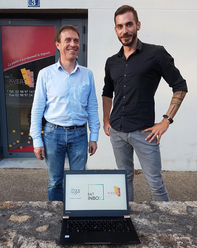 La société AVERTI rejoint le réseau de distributeurs BatINBOX